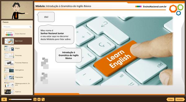Ensino-Nacional-Ingles-Basico-Learn-English