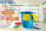 Curso de Fabricação de Produtos para Limpeza