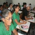 Aula: Alfabetização de Jovens e Adultos