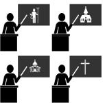 Aula: Ensino Religioso nas Escolas