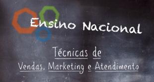 Curso Técnicas de Vendas e Marketing de Atendimento