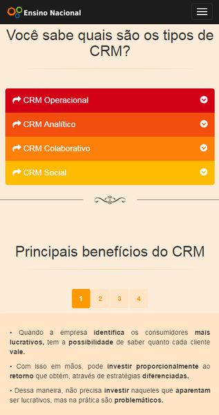 Ensino-Nacional-Curso-Satisfacao-e-Valor-para-Clientes-Versao-Mobile-Imagem-2